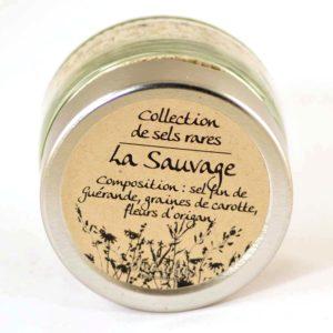 Pot de sel La Sauvage
